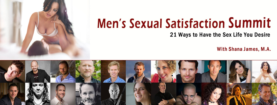 Sexual Satisfaction Summit